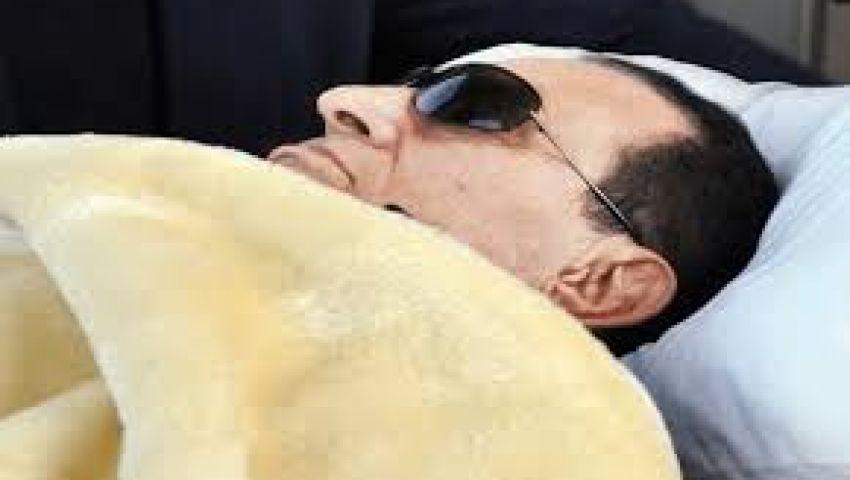 جيروزاليم بوست: مبارك سيُنقل إلى مستشفى عسكرى