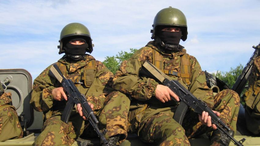 روسيا تقتل 6 مسلحين شمال القوقاز