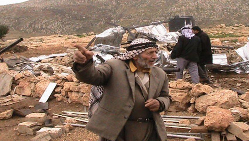 إسرائيل تهدم خربة فلسطينية بالأغوار