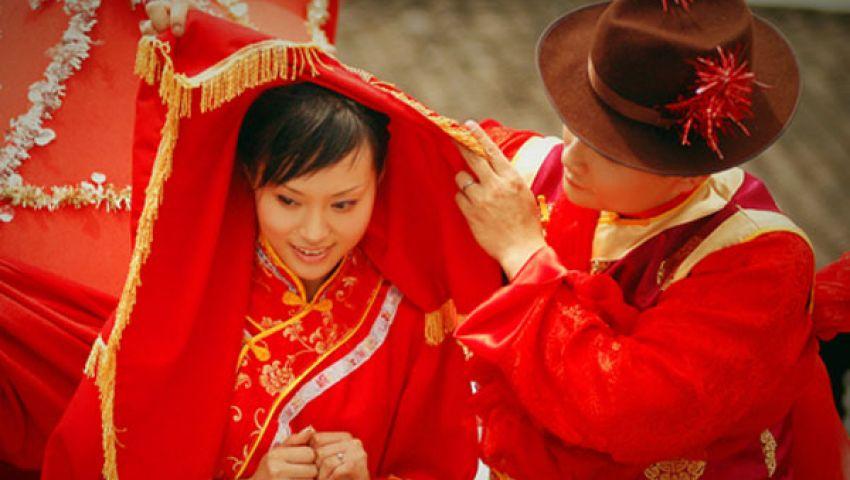 2 كيلو ذباب مهر العروس في الصين