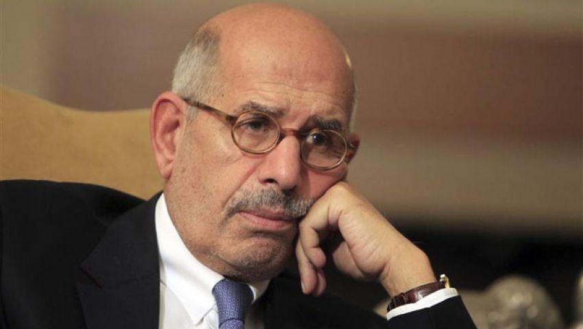 المؤتمر يستنكر صمت البرادعي تجاه ضحايا سيناء