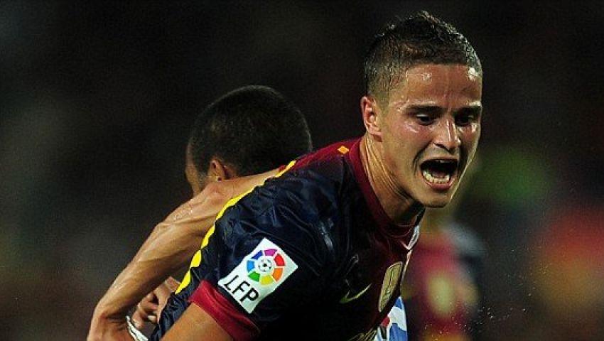 لاعب برشلونة يخضع لعملية جراحية الخميس القادم