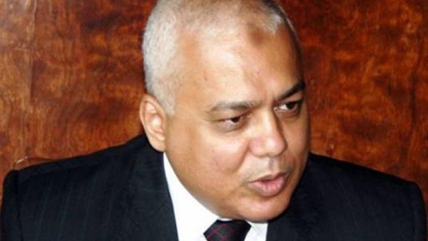 وزير الري يتفقد ترعة السلام ومصرف السرو