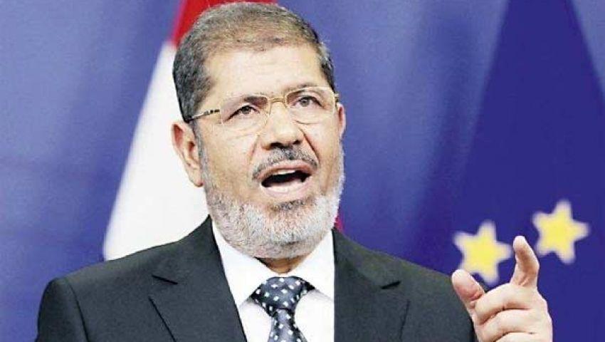 تأجيل دعوى تأييد عزل مرسي لـ 3 سبتمبر