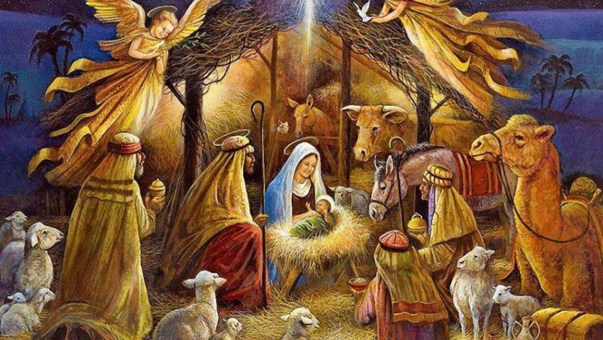 «أجراس عّم بترن بعيد».. النجوم يهنئون الجمهور بعيد الميلاد