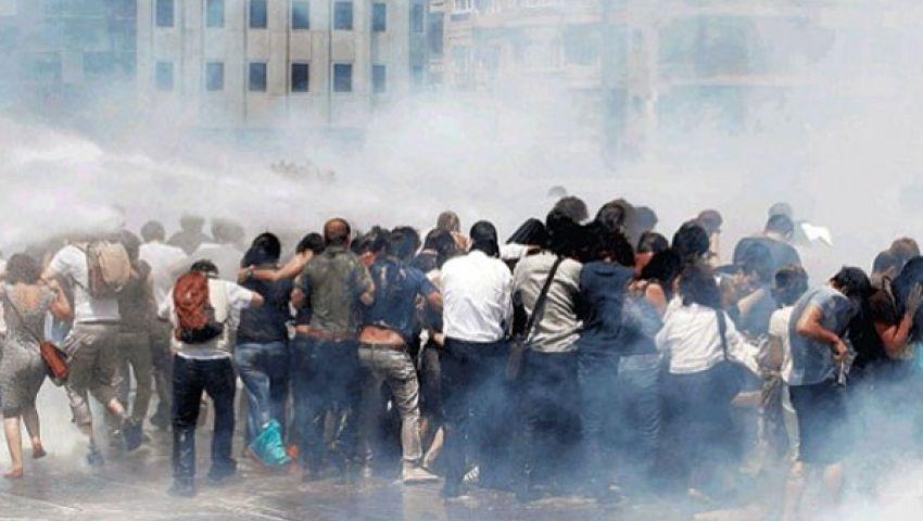 ريد هاك التركية تعلن مسؤوليتها عن تغريدات احتجاجات جيزي