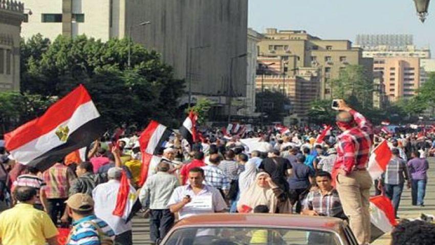 مسيرة التقوى تغلق شارع فيصل