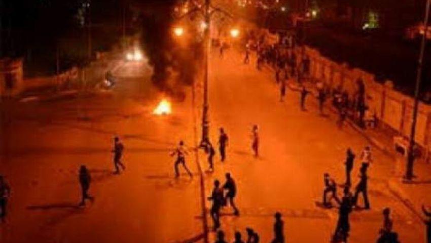 65 مصابًا في اشتباكات بين مؤيدين ومعارضين لمرسي بالسويس