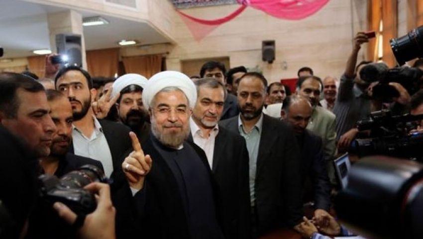 روحانى فى أول رسالة: الشعب الإيرانى هو الفائز الحقيقى فى الانتخابات