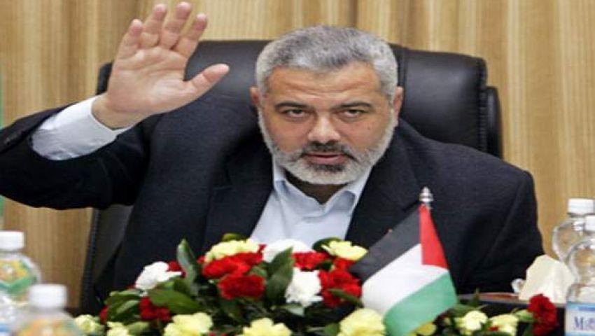 هنية يدعو إلى تحرك عربي لحماية القدس