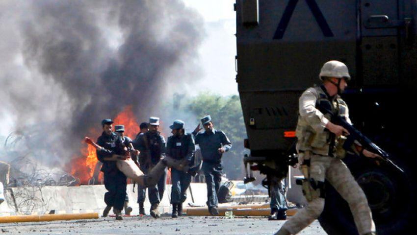 مقتل 7 عناصر من طالبان بأفغانستان
