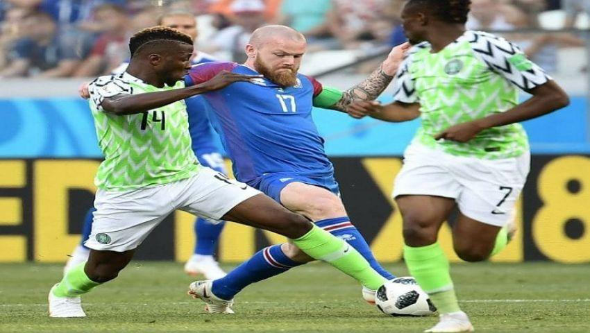 فيديو| «أحمد موسى» النيجيري يقضي على آيسلندا وينذر الأرجنتين