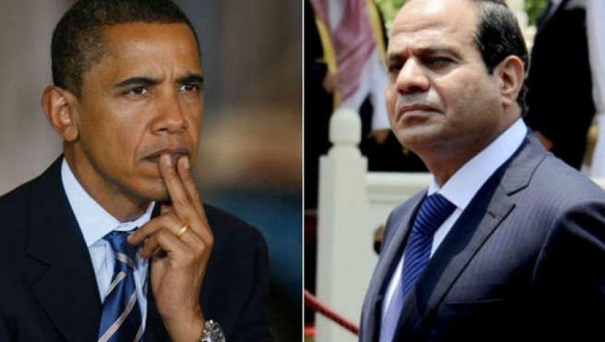 هيومن رايتس ووتش لأوباما: انتقد السيسي