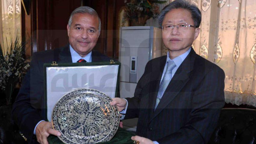سفير كوريا  يؤكد استمرار توافد السياح لمصر