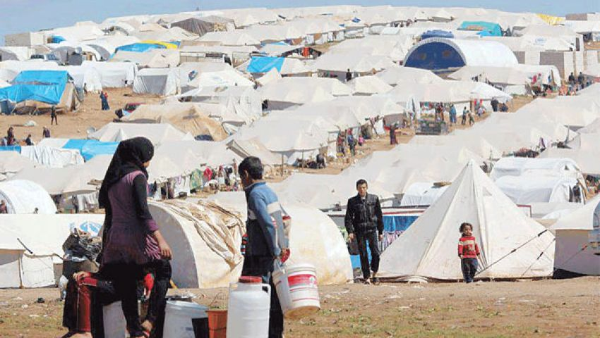 ألمانيا: مليوني يورو للاجئي سوريا بالعراق