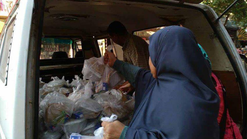 في رمضان.. وجبات «إفطار كريمة» لفقراء مصر