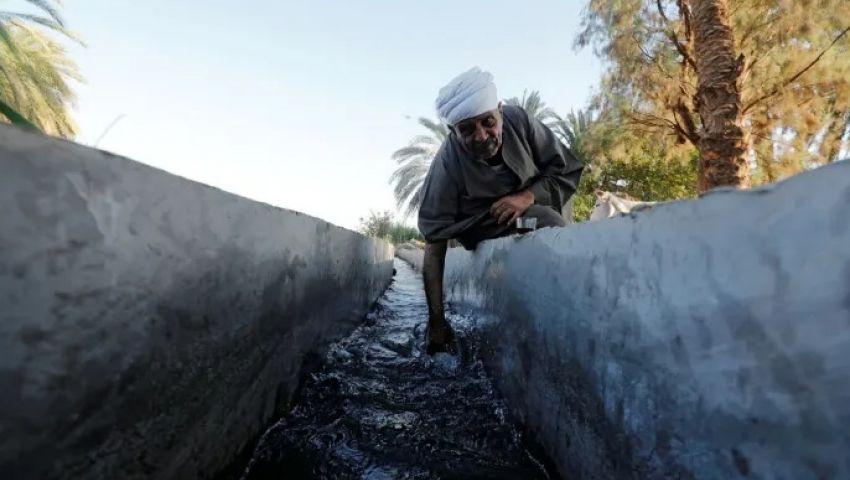 فايننشال تايمز: مزارعو مصر على خط المواجهة في المعركة ضد ندرة المياه