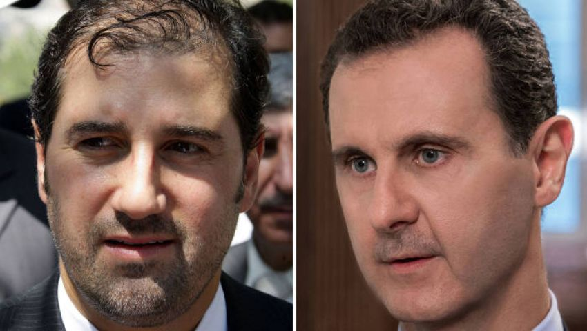 الأسد وابن عمه.. العداء العائلي يفكك السلطة في سوريا