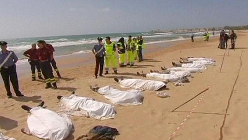 العثور على جثة 15 أفريقيا على شاطئ بنقردان جنوب تونس