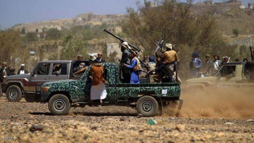 التحالف يدك اجتماعًا سريًّا للمليشيات في حجة.. ويُسقط قتلى حوثيين