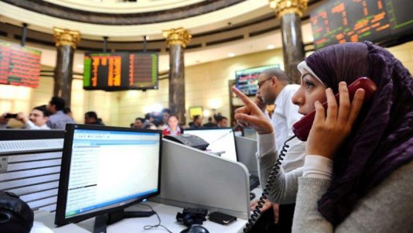 البورصة تنهي تعاملاتها على ارتفاع المؤشر الرئيسي