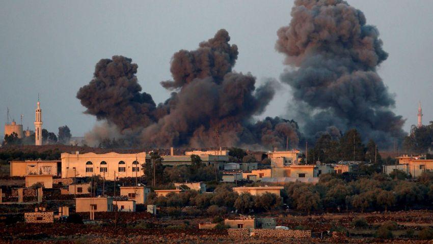 غارات الاحتلال تستهدف مواقع «حمساوية» في غزة