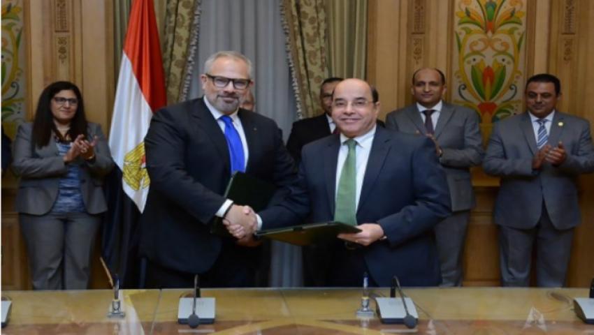 لمواجهة النقص في مياه النيل.. شركة ألمانية في مصر لمعالجة «الصرف الصحي»