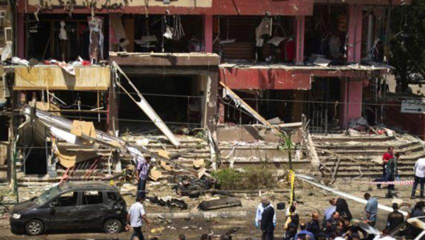 الداخلية: أشلاء آدمية بمكان الواقعة والحادث انتحاري