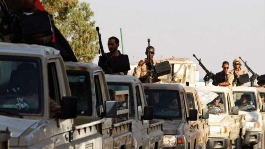 هدية: قوات عملية فجر ليبيا دخلت مطار طرابلس