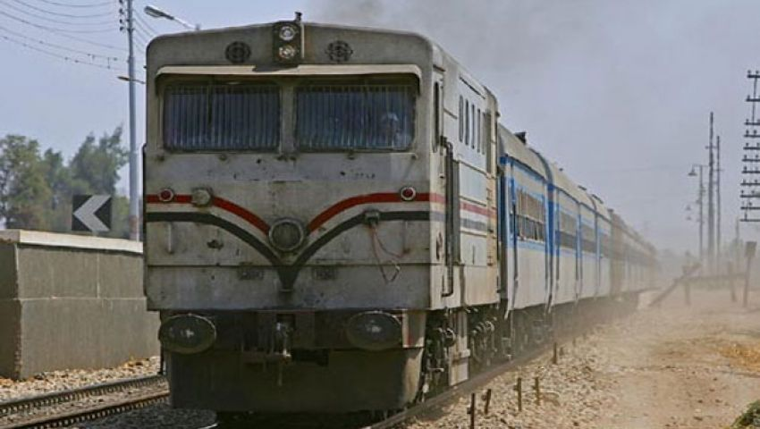 سكك حديد الأقصر: تشغيل قطارت قبلي بيد الداخلية