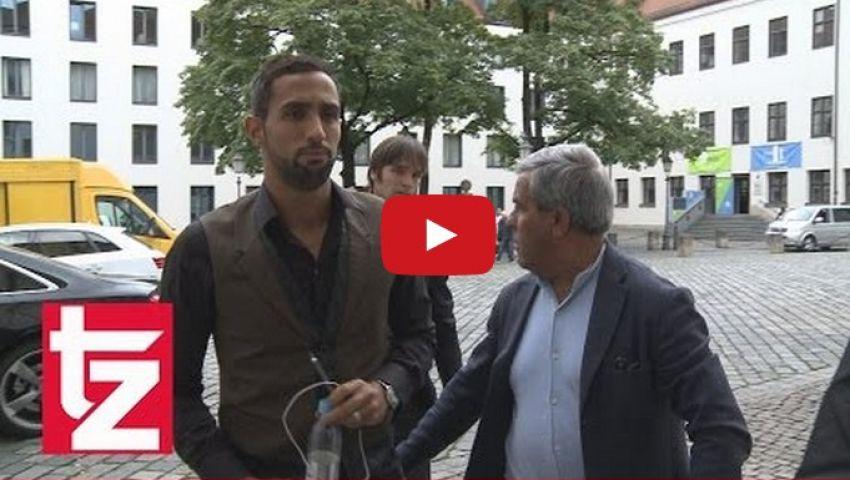 فيديو : بن عطية يصل الى ألمانيا