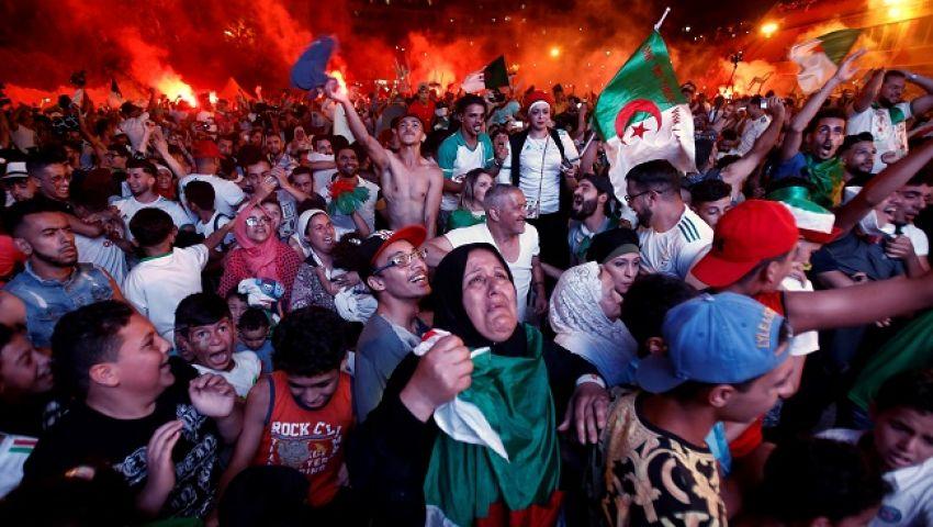بالصور  4قتلى و8 جرحى في احتفالات الجزائريين بالفوز على نيجيريا