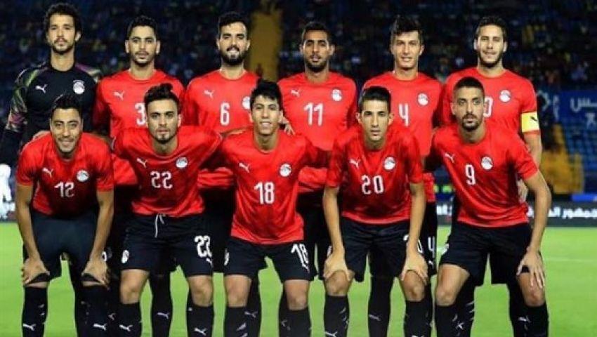 بدائل ناصر ماهر أمام غانا.. 3 لاعبين في الصورة