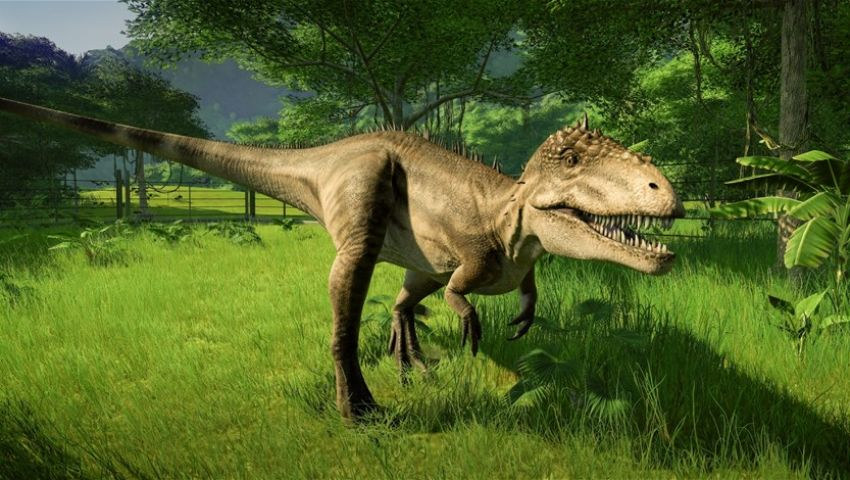 اكتشاف ديناصور  بسويسرا عاش قبل 180 مليون عام