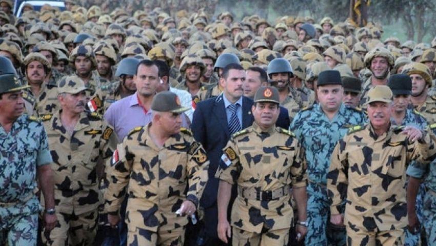 أقباط من أجل مصر:نفوض الجيش للقضاء على الإرهاب