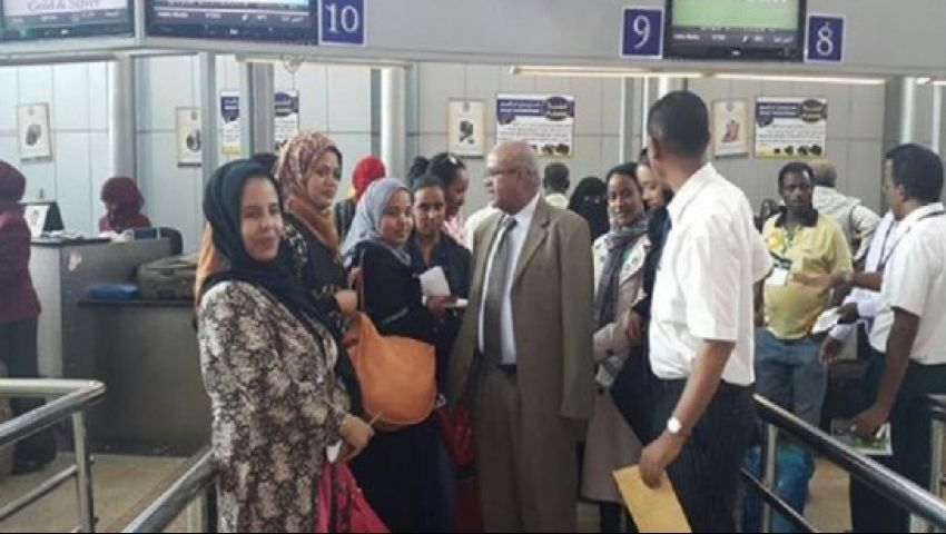 إثيوبيا تستقبل رابع دفعة من رعاياها العائدين من ليبيا
