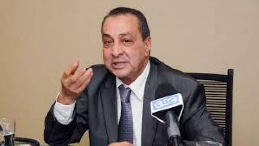 الأمين : أمريكا لن تفرض إرادتها علي الشعب المصري