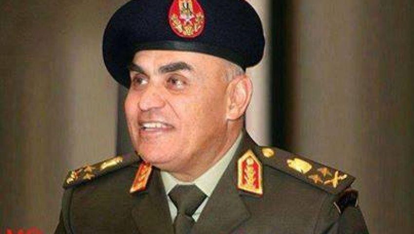 فيديو.. وزير الدفاع يصل مطار القاهرة لاستقبال العاهل السعودي