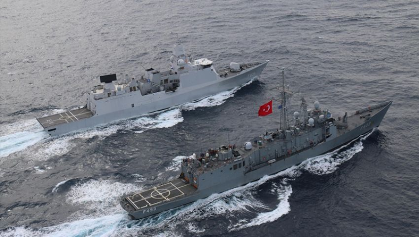 بـ «ذئب البحر 2019».. تركيا تطلق أكبر مناورات بحرية في تاريخها