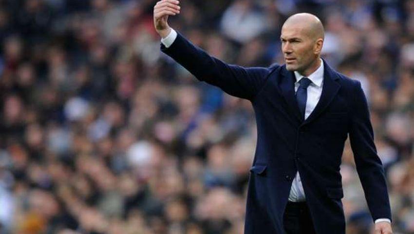 زيدان مع ريال مدريد.. المداورة هي الحل
