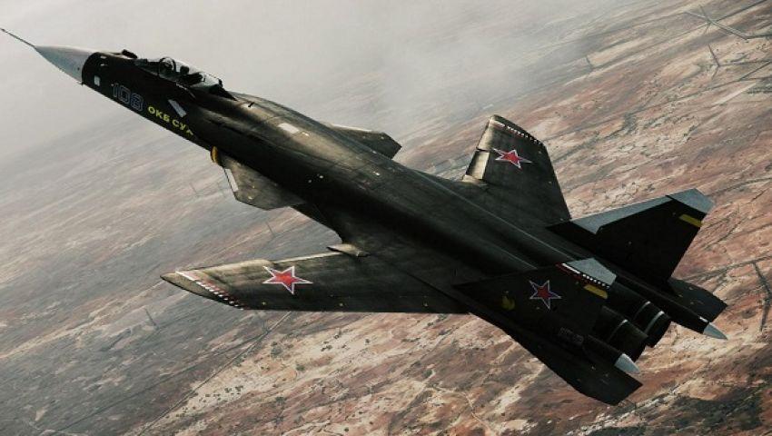 طائرة حربية روسية تقصف قوات الأسد في ريف حماة.. وتُسقط قتلى