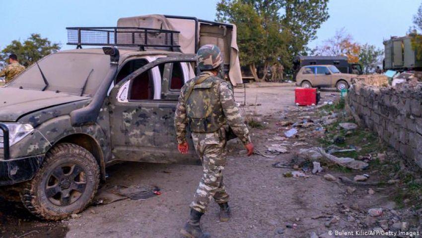 رغم إعلان الهدنة .. اتهامات الخرق لا تتوقف بين أرمينيا وأذربيجان