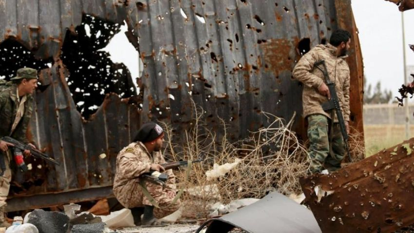 بعد 5 أيام حرب.. لماذا تعثر حفتر على ضواحي طرابلس؟