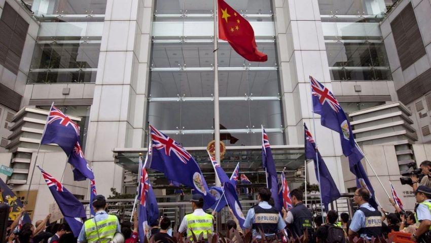 بالصور  تظاهرات غير مسبوقة وبريطانيا تدخل على خط الأزمة.. ماذا يحدث في هونج كونج؟