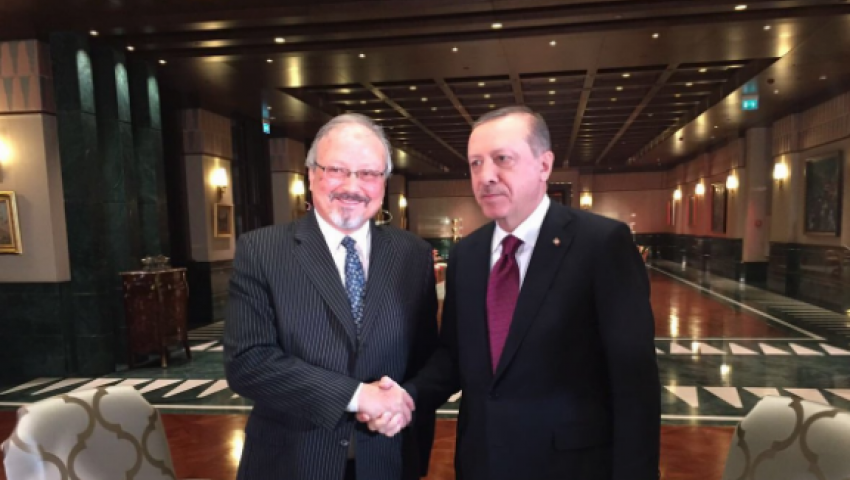 فيديو| هكذا تحدى أردوغان السعودية في قضية خاشقجي