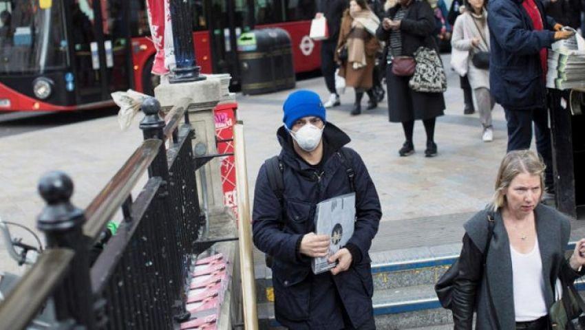 فيديو| «بركان كورونا» يواصل الثوران في بريطانيا.. الوفيات بلغت 9875 شخصًا