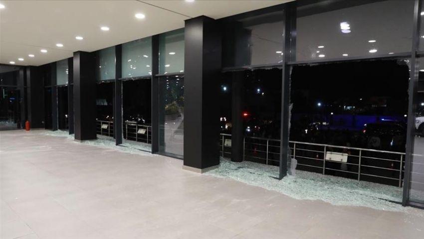 الهجوم الثاني في 5 أشهر.. من قصف مطار أربيل؟ (فيديو)