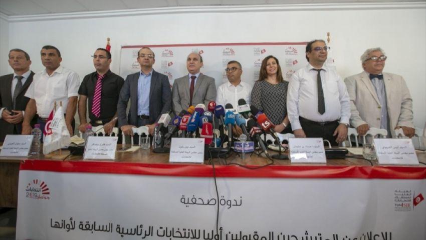 تونس.. «هيئة الانتخابات»تقبل 26 مرشحًا بانتخابات الرئاسة
