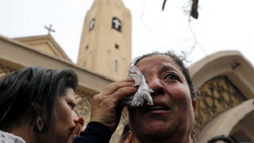 «المصري الديمقراطي» يطالب بإقالة وزير الداخلية بعد انفجار كنيسة مارمرقس
