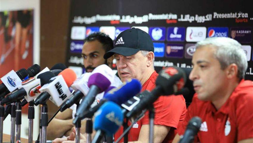 أجيري: ليس لدينا أزمة هجومية.. نملك محمد صلاح الأفضل في العالم